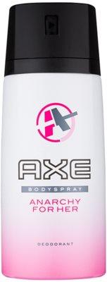 Axe Anarchy For Her deodorant Spray para mulheres