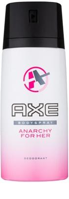 Axe Anarchy For Her deospray pentru femei