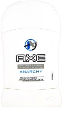Axe Anarchy For Him desodorante en barra para hombre