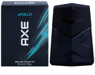 Axe Apollo eau de toilette férfiaknak