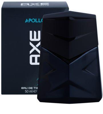 Axe Apollo тоалетна вода за мъже 2