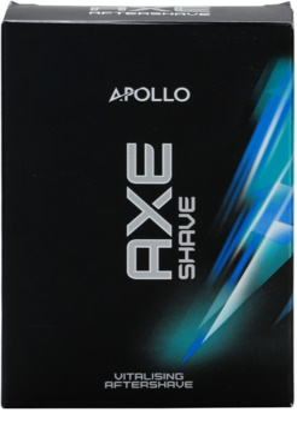 Axe Apollo loción after shave para hombre 3