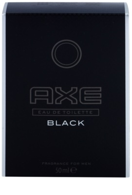 Axe Black toaletna voda za moške 1
