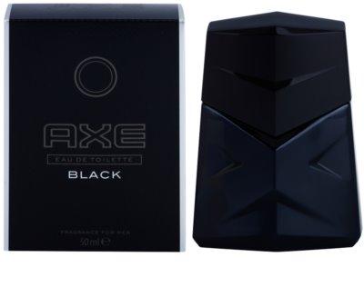Axe Black Eau de Toilette para homens