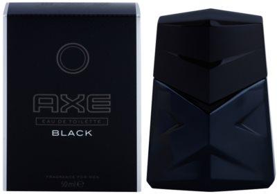 Axe Black toaletna voda za moške