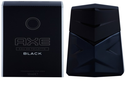Axe Black туалетна вода для чоловіків
