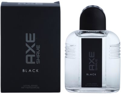 Axe Black after shave para homens