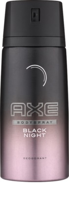 Axe Black Night deodorant Spray para homens