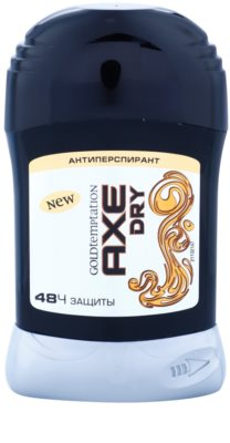 Axe Gold Temptation dezodorant w sztyfcie dla mężczyzn