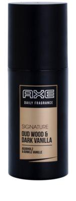 Axe Signature testápoló spray férfiaknak 3