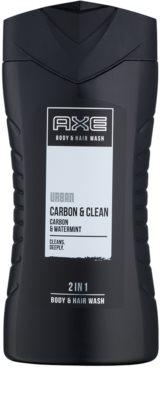 Axe Urban Carbon & Clean gel de dus pentru barbati