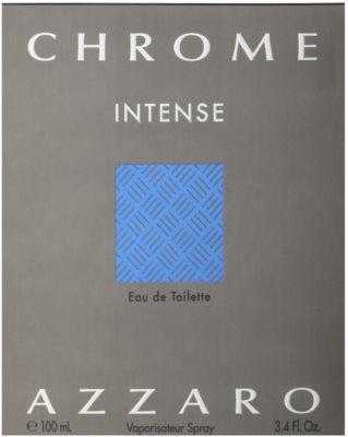 Azzaro Chrome Intense Eau de Toilette für Herren 1