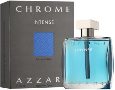Azzaro Chrome Intense Eau de Toilette für Herren 2