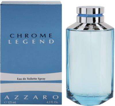Azzaro Chrome Legend eau de toilette férfiaknak