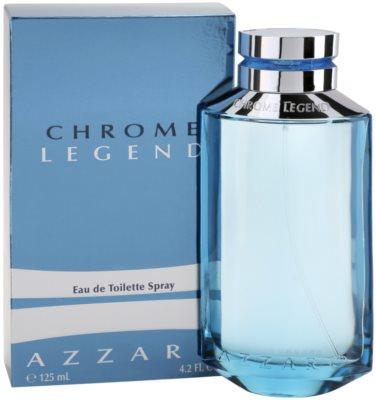 Azzaro Chrome Legend Eau de Toilette pentru barbati 1