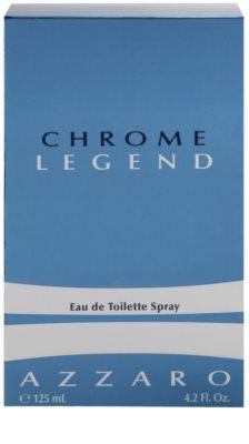 Azzaro Chrome Legend Eau de Toilette pentru barbati 4