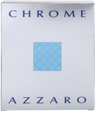 Azzaro Chrome toaletná voda pre mužov 4