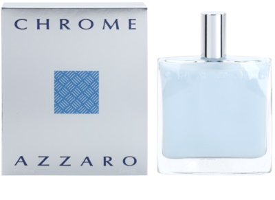 Azzaro Chrome borotválkozás utáni balzsam férfiaknak