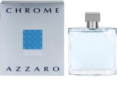 Azzaro Chrome after shave para homens