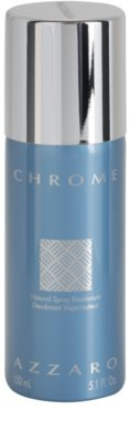 Azzaro Chrome дезодорант-спрей для чоловіків 2