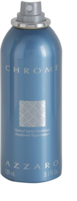 Azzaro Chrome Deo-Spray für Herren 3