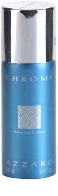 Azzaro Chrome Deo-Spray für Herren  (unboxed)