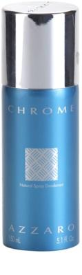 Azzaro Chrome desodorante en spray para hombre  (sin caja)