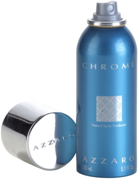 Azzaro Chrome Deo-Spray für Herren  (unboxed) 1