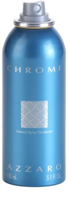 Azzaro Chrome Deo-Spray für Herren  (unboxed) 2