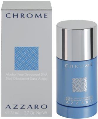 Azzaro Chrome део-стик за мъже