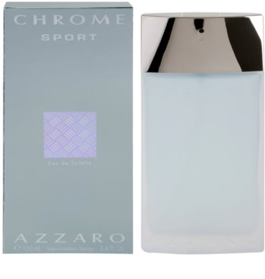 Azzaro Chrome Sport eau de toilette para hombre