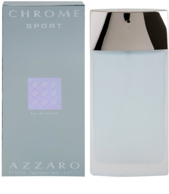 Azzaro Chrome Sport woda toaletowa dla mężczyzn