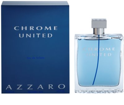 Azzaro Chrome United Eau de Toilette pentru barbati