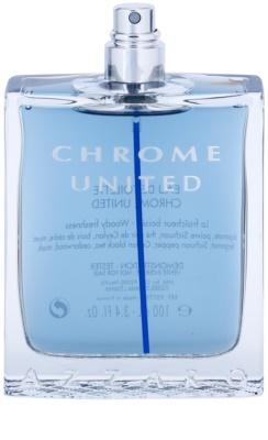 Azzaro Chrome United eau de toilette teszter férfiaknak