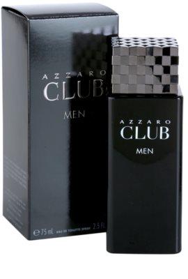 Azzaro Club eau de toilette férfiaknak 1