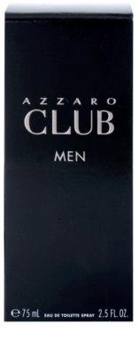 Azzaro Club eau de toilette férfiaknak 4