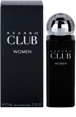 Azzaro Club toaletní voda pro ženy
