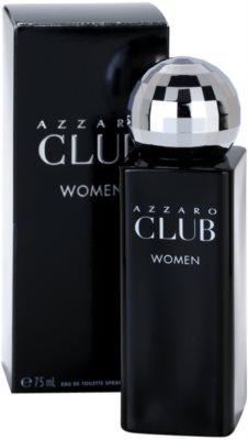 Azzaro Club woda toaletowa dla kobiet 1