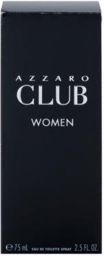 Azzaro Club woda toaletowa dla kobiet 4