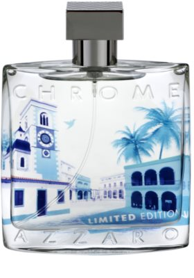 Azzaro Chrome Limited Edition 2014 Eau de Toilette für Herren 2