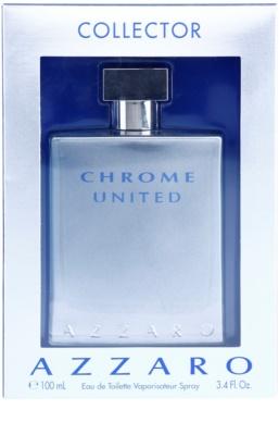 Azzaro Chrome United Collector Edition toaletní voda pro muže