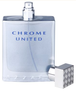 Azzaro Chrome United Collector Edition Eau de Toilette pentru barbati 4
