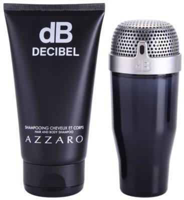 Azzaro Decibel подарунковий набір 1