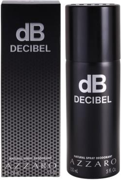 Azzaro Decibel Deo-Spray für Herren
