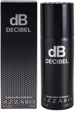 Azzaro Decibel deodorant Spray para homens