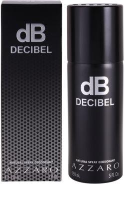 Azzaro Decibel dezodor férfiaknak
