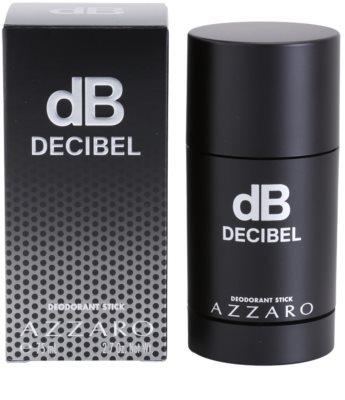 Azzaro Decibel desodorizante em stick para homens