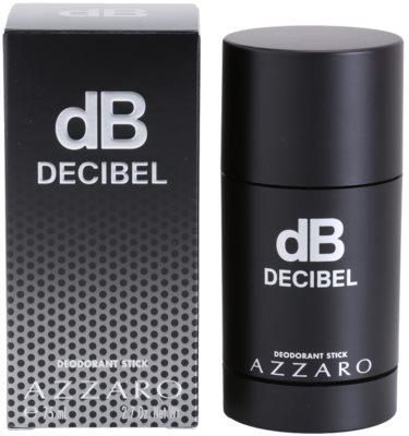 Azzaro Decibel дезодорант-стік для чоловіків