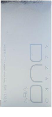 Azzaro Duo Man toaletná voda pre mužov 3