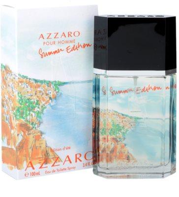 Azzaro Azzaro Pour Homme Summer 2013 eau de toilette para hombre 1